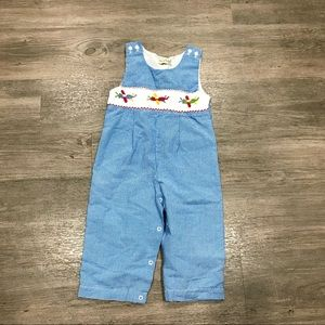 Classy Couture overall one piece